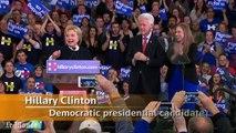 Présidentielle américaine : Hillary Clinton défaite dans le New Hampshire