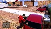 GTA 5 Online: Best Mission Ever - Windmills, Pantos, Big
