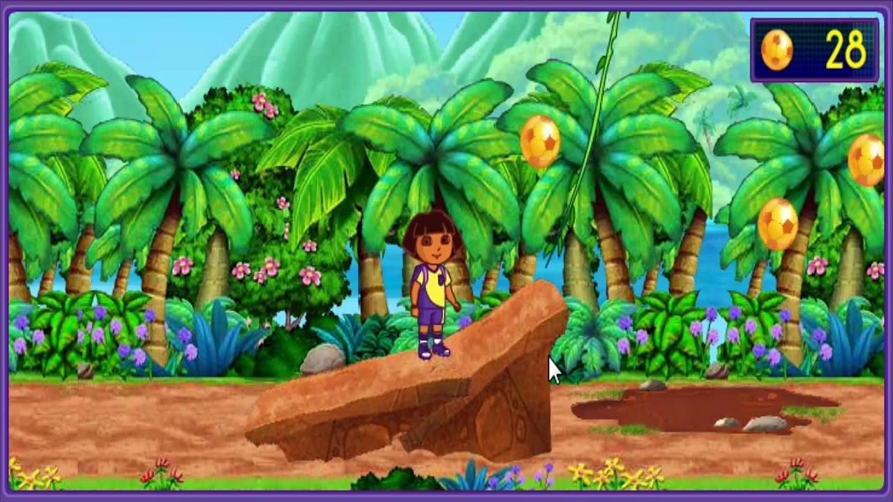 Dora Super Soccer Showdow – Dora the Explorer Baby Games