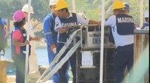 Buque se hunde en Chiapas y podría causar daño ambiental | Noticias de Chiapas