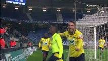 Foot : D'une superbe action, Sacko a envoyé Sochaux en quart de finale !