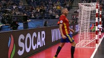 Highlights Top five Futsal EURO group stage goals