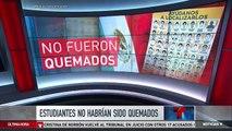 Giro en investigación sobre normalistas desaparecidos   Noticiero   Noticias Telemundo