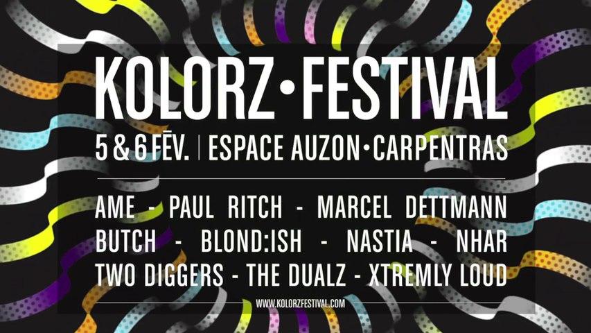 Kolorz Festival édition d'hiver 2016