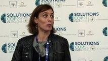 Solutions COP21 - Interviews de  Gaëtane Ricard-Nihoul, Chef de la Représentation en France de la Commission européenne