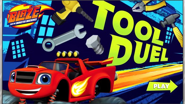 Blaze and the Monster Machines Games - Cars Movie Games - Cars and Monster Machines!