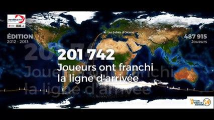 Vendée Globe Virtuel 2016 - FR