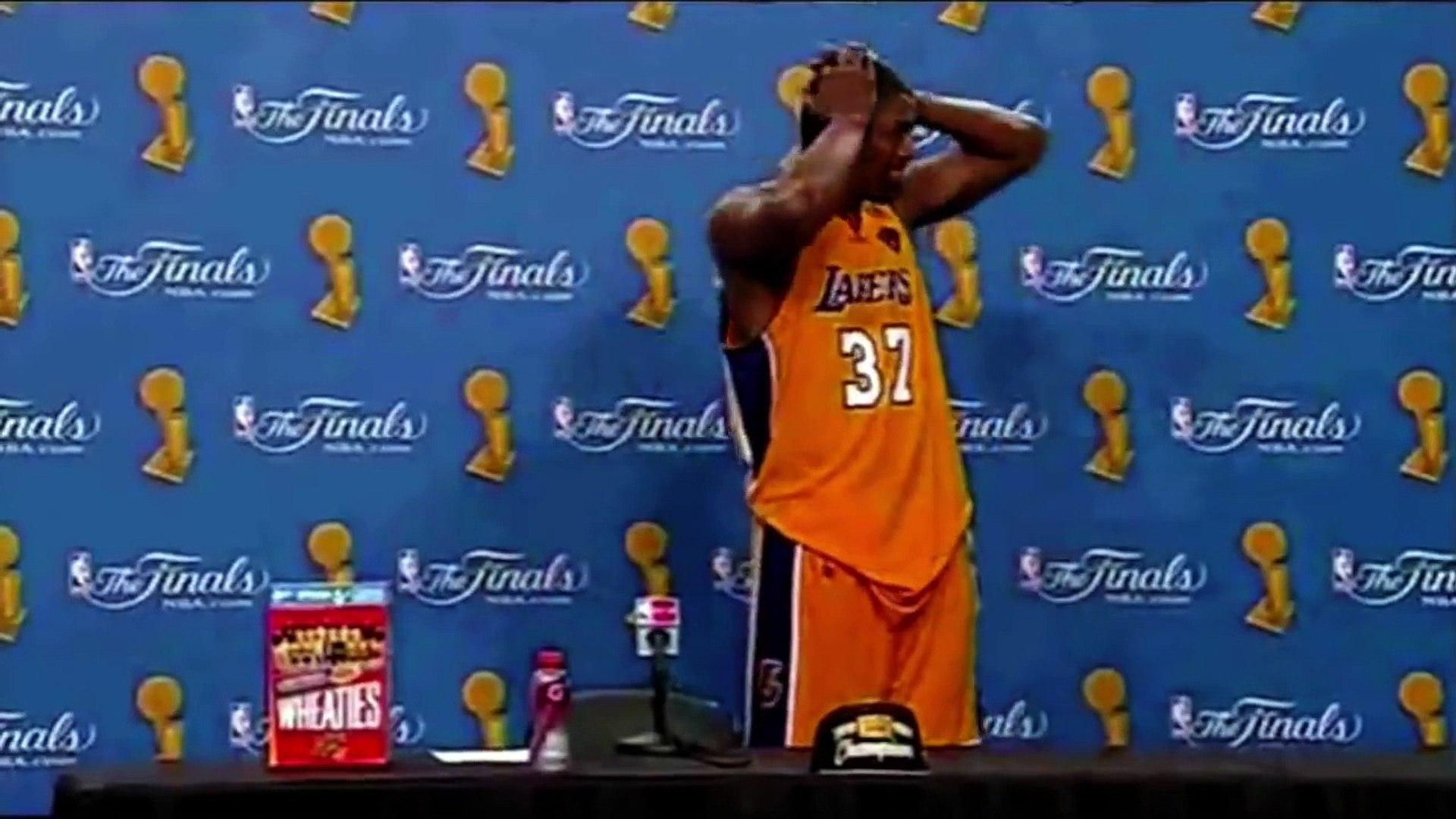 Hilarious NBA Interviews