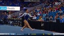 Cette gymnaste mélange hip hop et gymnastique