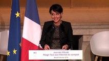 Najat Vallaud-Belkacem se moque des théories du complot en démontant toutes les rumeurs à son sujet
