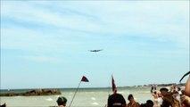 """""""Merlin over Arromanches"""" - Warbirds en Normandie (70ème anniversaire du Débarquement)..."""