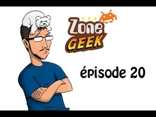 Zone Geek épisode 20 : interview de Benzaie