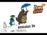Zone Geek émission 34 : Hayao Miyazaki