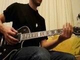 Rammstein - Rein Raus guitar cover
