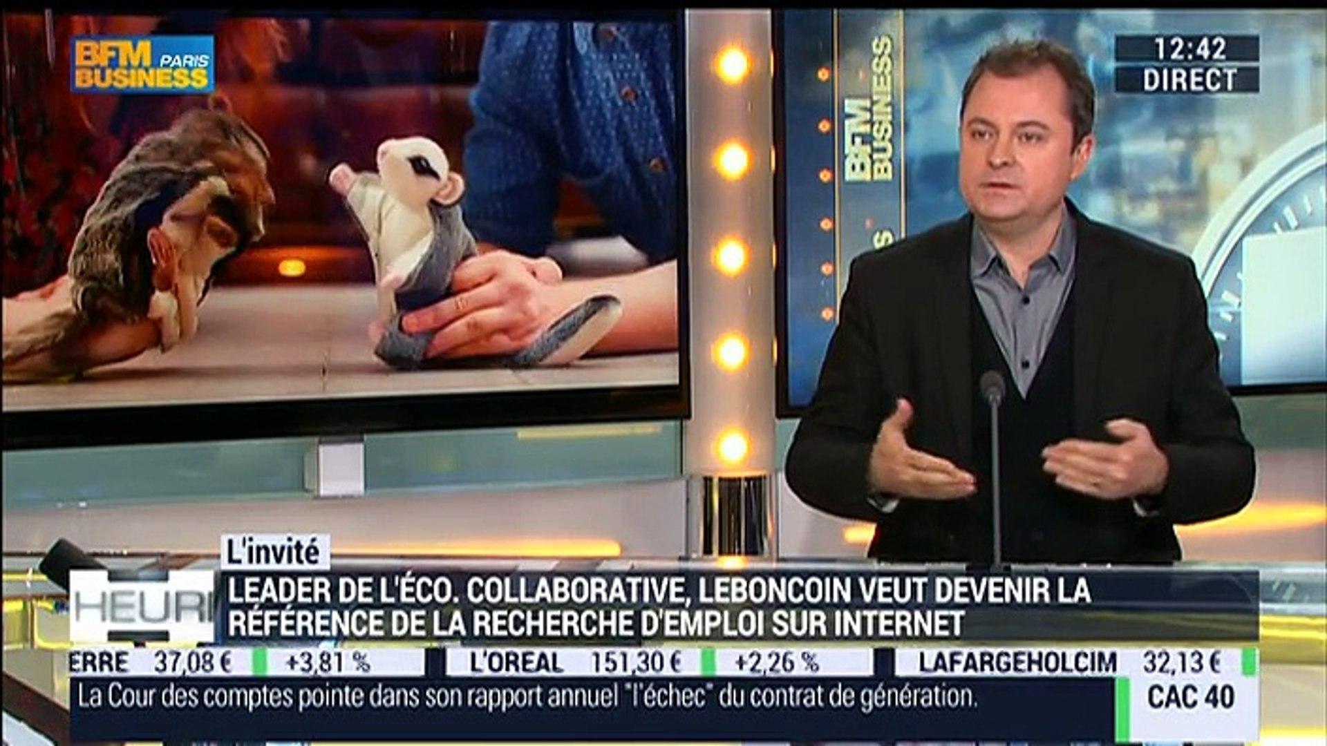 Leboncoin Premier Site De Recherche Demplois De Logements Et Dautomobiles 1002
