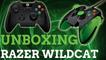 Unboxing Razer Wildcat