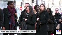 """Archive - """"Fiers de nos jeunes talents"""" : le rendez-vous des jeunes et des entreprises à Bercy"""