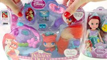 Baby Disney Princess Ariel Beauty Bliss Palace Pets - Play Doh Toddler Mermaid Ariel