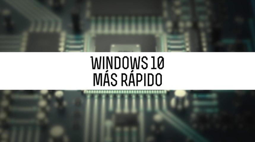 Trucos para acelerar el arranque con Windows