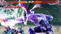 Tekken 7: Fated Retribution - 2016 Arcade Trailer (Official Trailer)