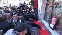 Sivas Şehit Özel Harekat Polisi Osman Yurt'un Cenazesi Gözyaşları Arasında Toprağa Verildi