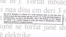 QEVERIA PROJEKT PER NDERTIMIN E NJE TECI NE MALIQ, INVESTIMI NE VLEREN 170 MLN EURO LAJM