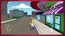 les simpsons en francais Simpson Skateboarding episode jeu 2016