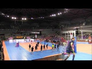 Spacer's Volley : Toulouse VS Cannes au Palais des Sports de Toulouse