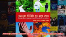 Download PDF  Journey Across The Life Span Human Development and Health Promotion FULL FREE