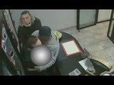 Roma - Tentano rapina a Compro Oro, il titolare li mette in fuga. Arrestati (10.02.16)