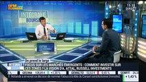 """On prend le large: """"Depuis le début du mois de février, on a une reprise des marchés émergents par rapport aux marchés développés"""", Alexandre Attal – 10/02"""