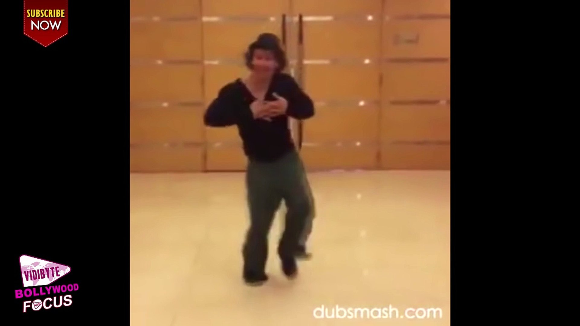 Watch: Tiger Shroffs dancing tribute to Hrithik Roshan!