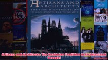 Download PDF  Artisans and Architects The Ruskinian Tradition in Architectural Thought FULL FREE