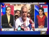 Dr. Shahid Masood Revealed What Message Army Chief Conveyed to PM Regarding PIA Issue