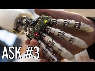 Faut-il avoir peur de l'intelligence artificielle ? - #AskCyrusNorth 3
