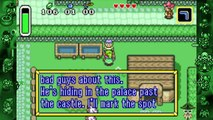 The Legend of Zelda - A Link to the Past (GBA) 03 - Dead