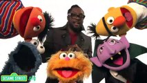 Sesame Street: Will.i.am Sings What I Am