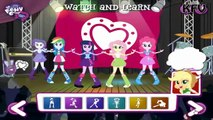 Equestria Girls Friendship is Magic en español MLP My Little Pony Video Juego para ninjos Hd