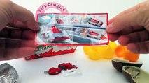 Kinder Surprise Eggs Unboxing Winx Club - Familiar Pack