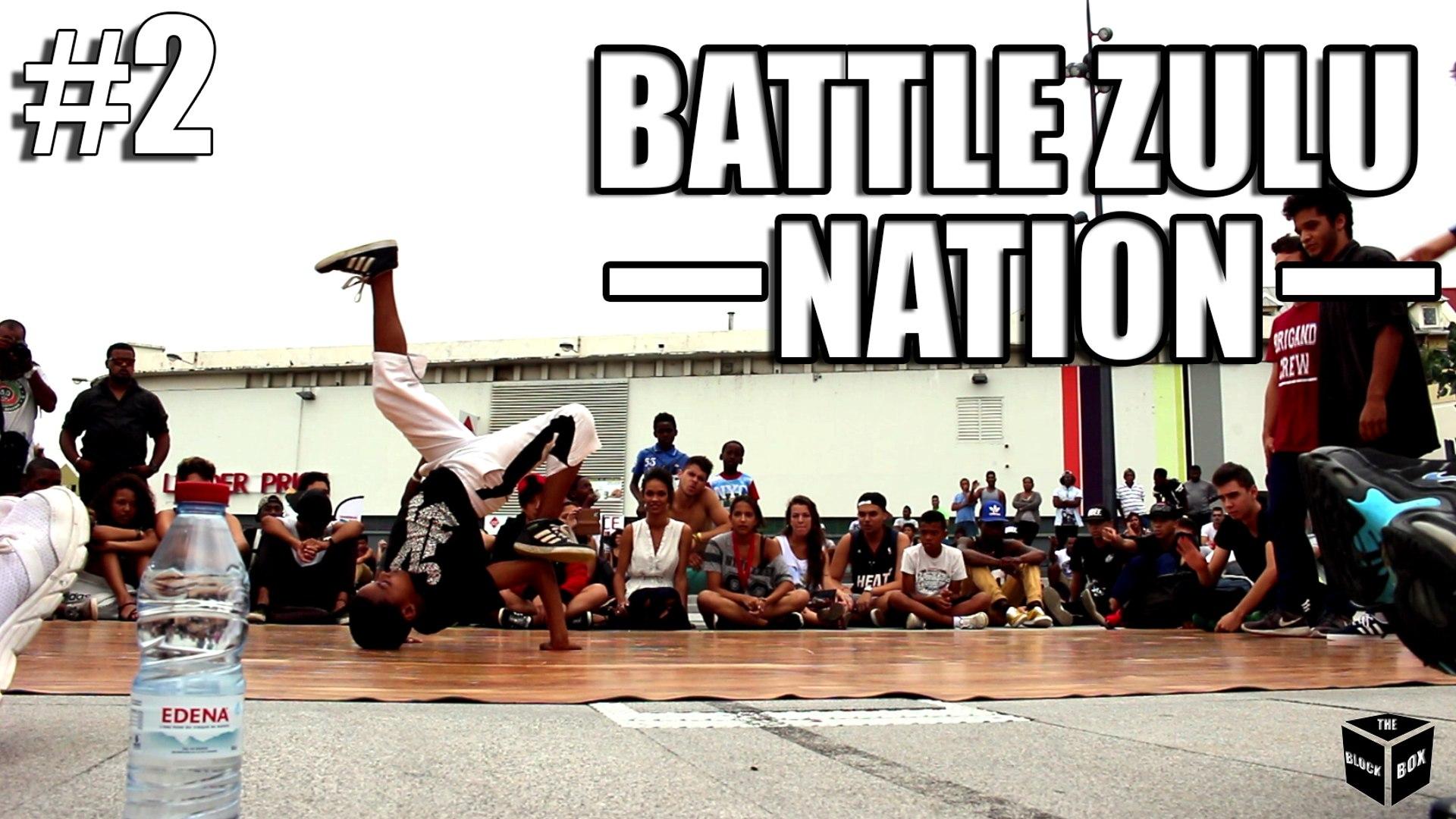 BATTLE BREAKDANCE ZULU NATION : Skandal Zulu Boy Vs Strikers - Par BlockBox Studio
