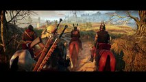 The Witcher 3- The Wild Hunt - PS4-XBOX ONE-PC - The Sword of Destiny (E3 2014 Trailer)