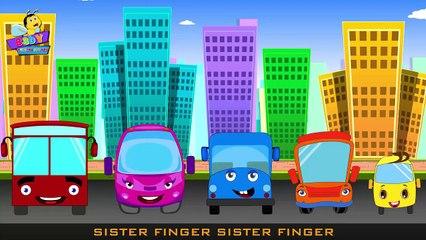 Monster Truck Family | Finger Family Songs | Top 30 Finger Family Collection
