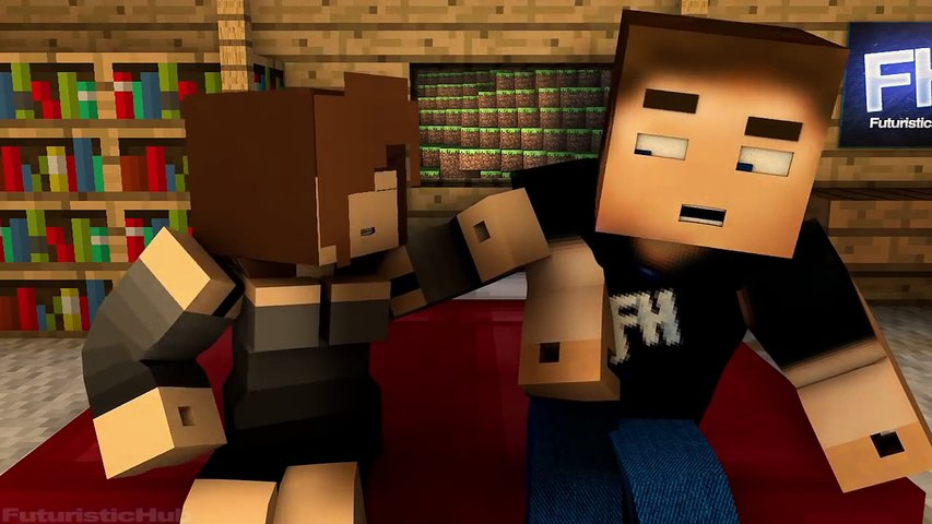 TOUCH MY BODY CHALLENGE [Minecraft Animation] ft. MsHeartAttack