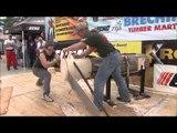 Lumberjacks - Ontario Lumberjack Championship Part 2