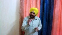 Bhagwant mann - Reply to Capt. Amarinder Singh