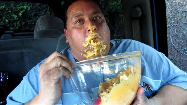 Joeys Nacho Cheese Food Challenge!