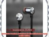Mpow Auriculares In-ear por Cable de Jack de 3.5mm con Micrófono Sonido Estéreo con Altavoces