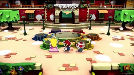 Paper Mario : Color Splash : Annonce Nintendo Direct mars 2016