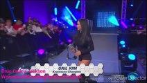 TNA iMPACT Wrestling 2016.03.01 Maria Kanellis & Gail Kim Segment. + Jade Attacks Gail Kim