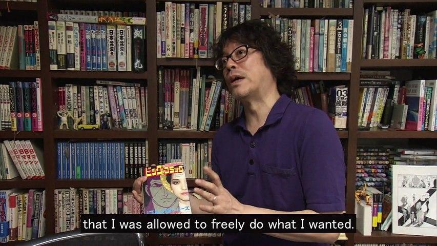 Urasawa Naoki no Manben Manga Documentary S1E4 2015 - Saito Takao English Subs [720]